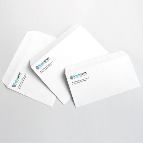 Druk na kopertach, koperty firmowe